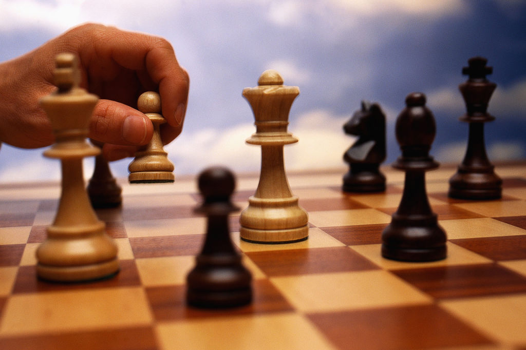 Games in the real world – Building better strategists