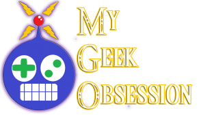 Geeky - The MGO Geek Mascot