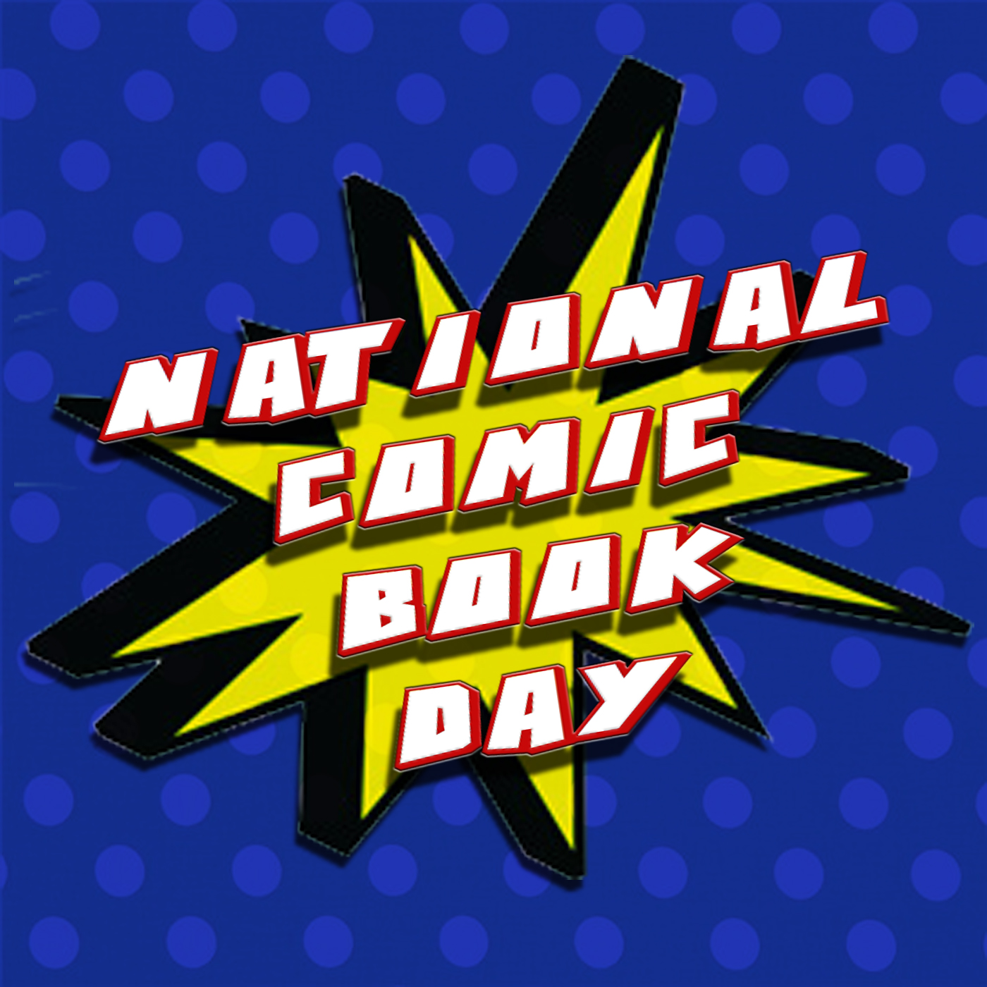 National Comic Book Day!