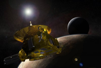'New Horizons' - courtesy NASA