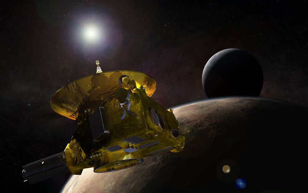 Why 'New Horizons' should keep going