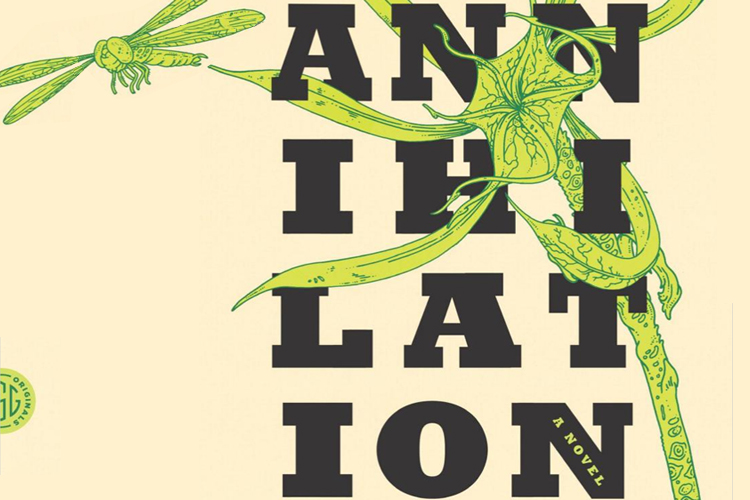 'Annihilation' – MGO Book Club – January 2016