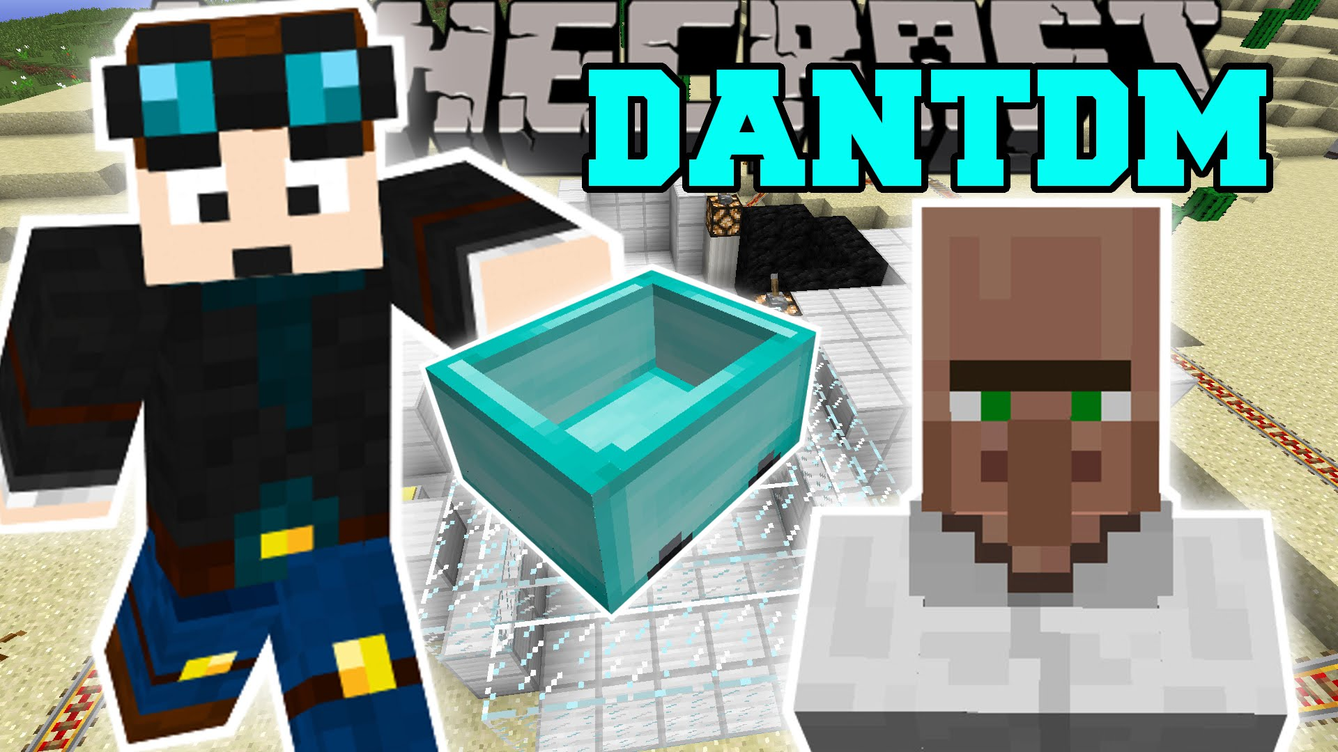Web Show of the Month – 'The Diamond Minecart' – January 2016