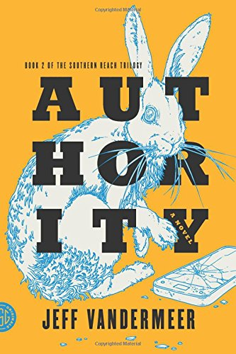 'Authority' – MGO Book Club – February 2016