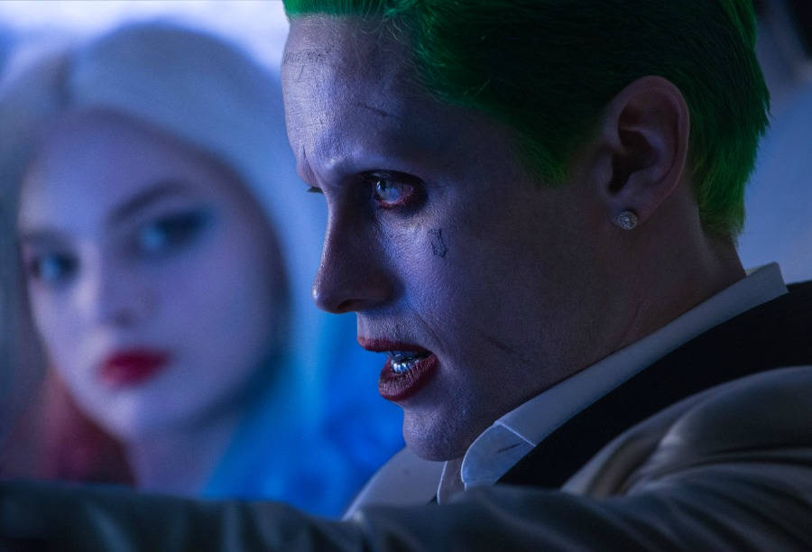 What version of Joker and Harley's relationship will be in 'Suicide Squad'?