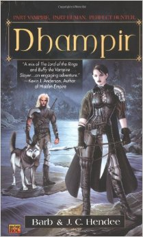 'Dhampir' (Noble Dead) – MGO Book Club – October 2015