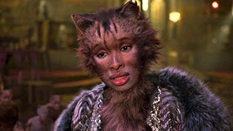 I saw the 'Cats' trailer, and I didn't hate it